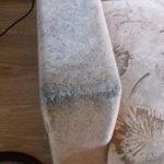 чистка подлокотника дивана
